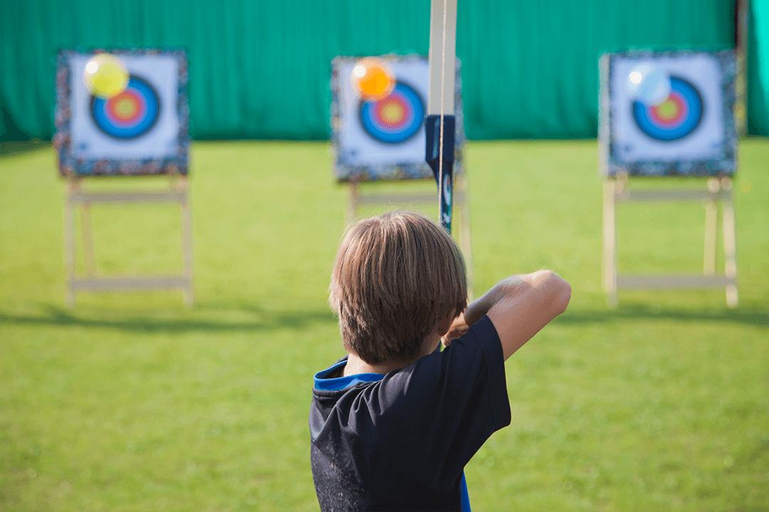 Sport per bambini_tiro con l_arco