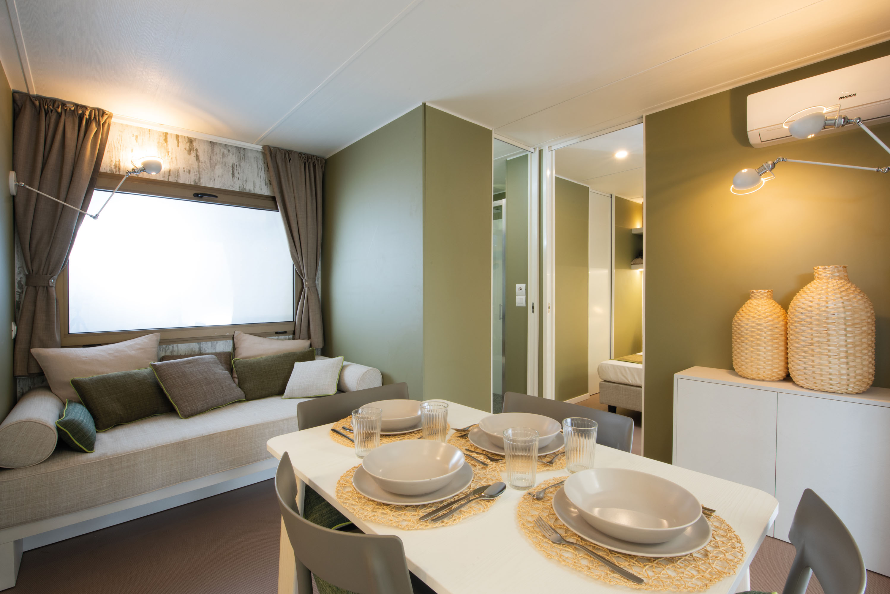 Verzasca Lodge 5 - living room