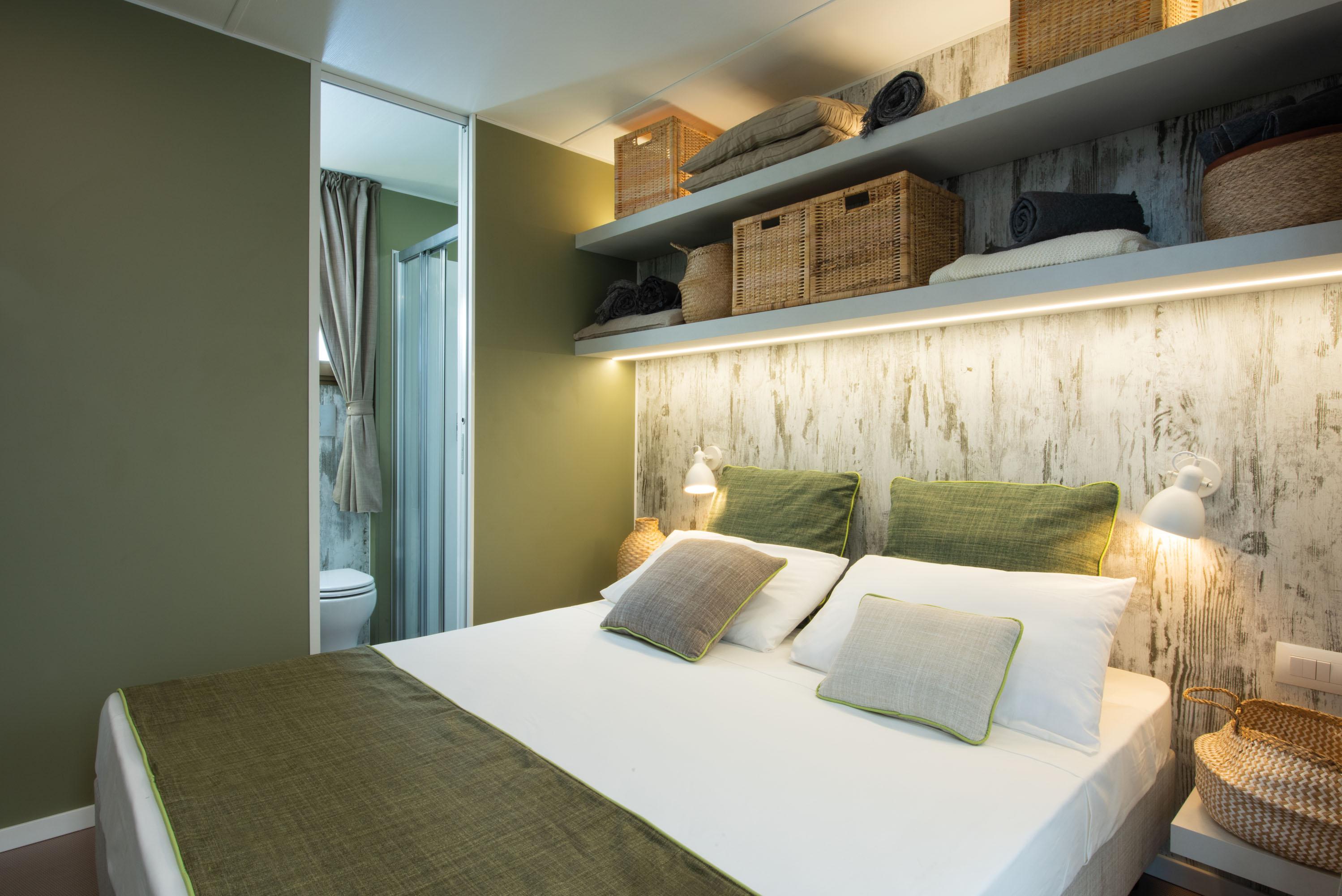 Verzasca Lodge 5 - bedroom