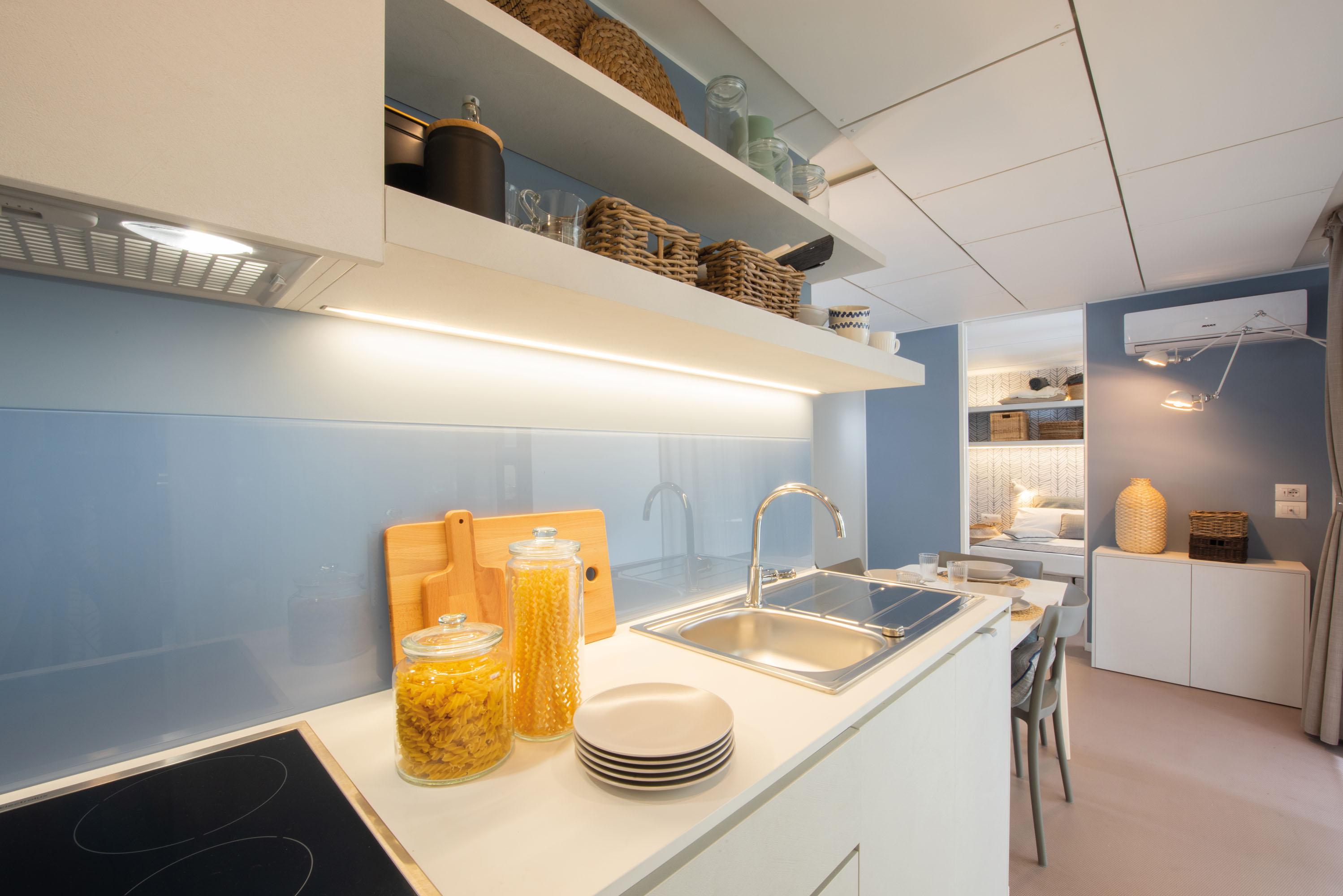 Verzasca Lodge 5c - kitchen