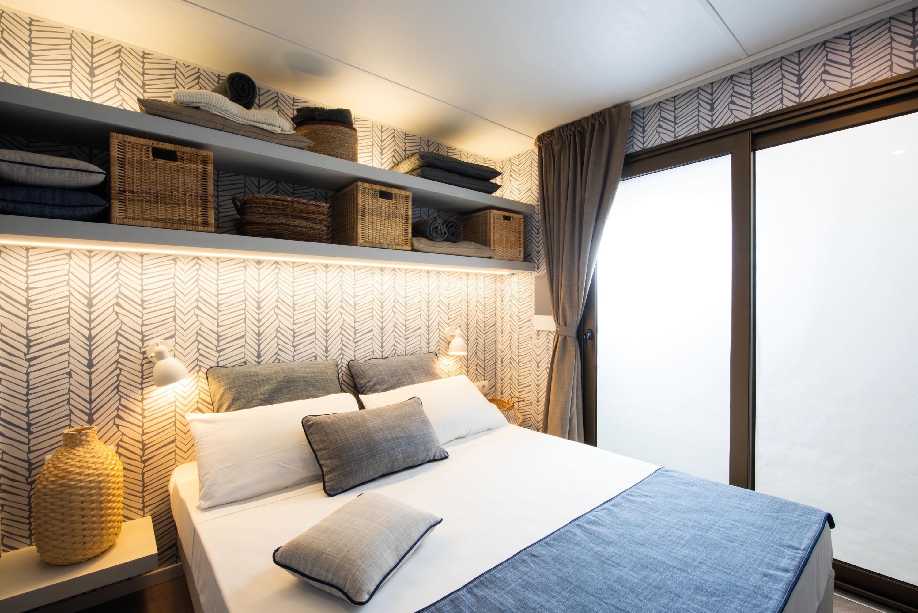 Verzasca Lodge 5c - bedroom
