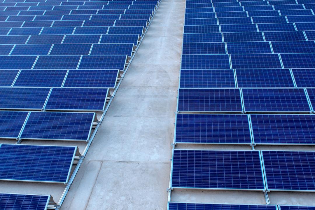 Ökologie_Photovoltaik_Anlage