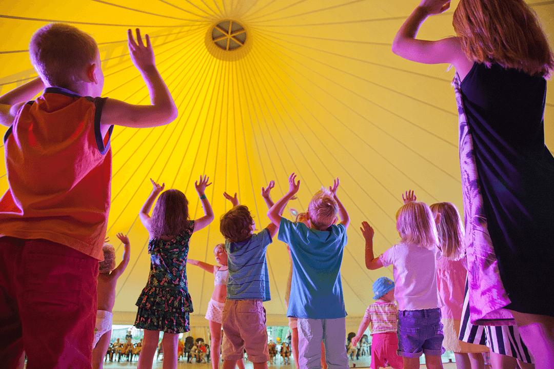 Attività per bambini_kids dance