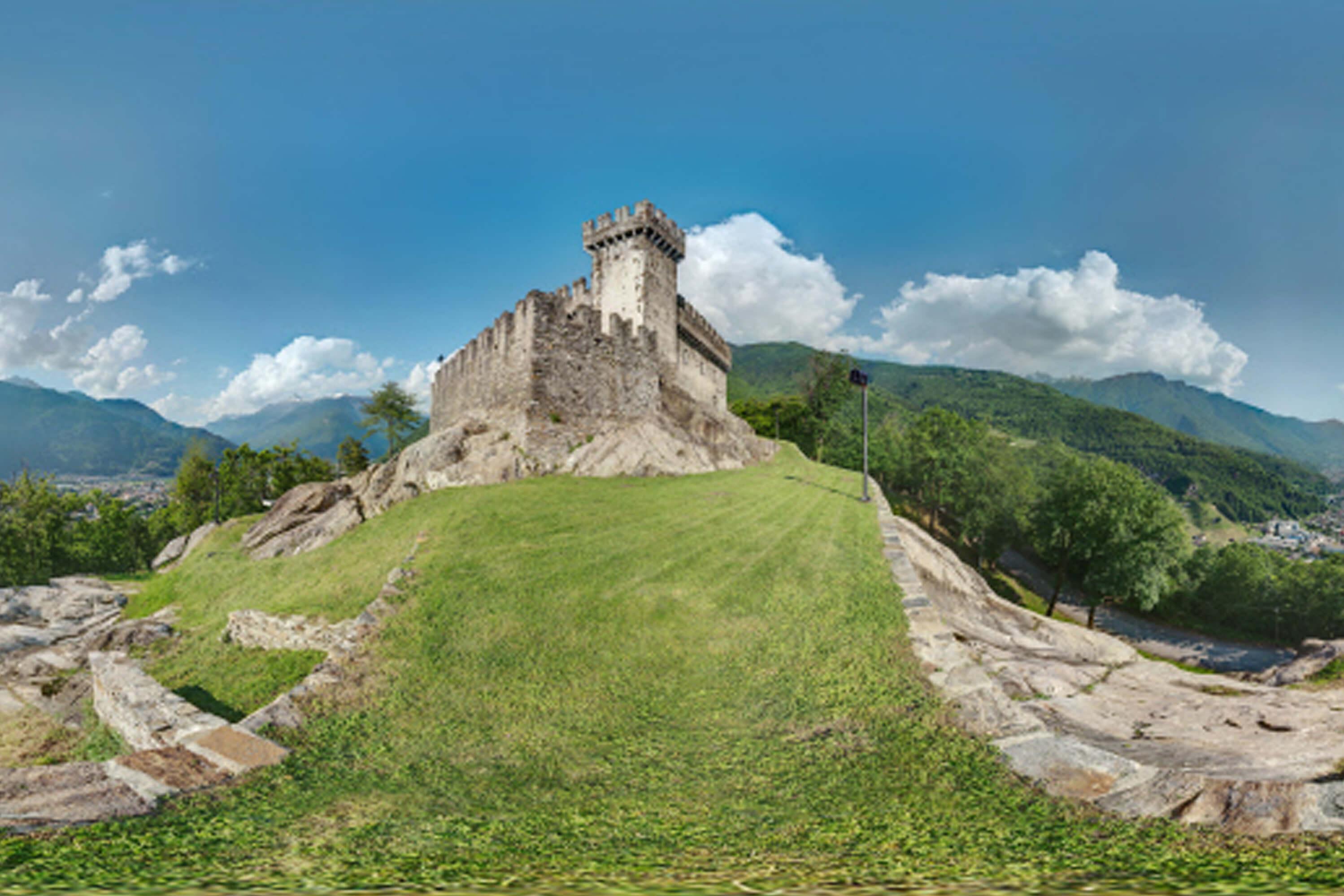 Castelli-di-Bellinzona